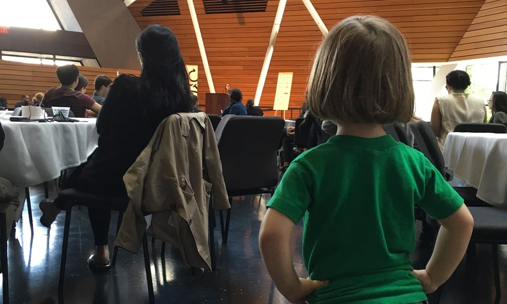 Our Industry Needs to Invest in Childcare, Especially for Conferences