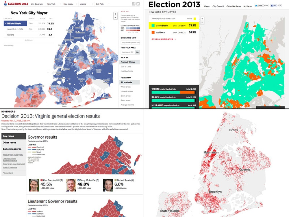 US Elections Roundup, November 2013 - Features - Source: An ...