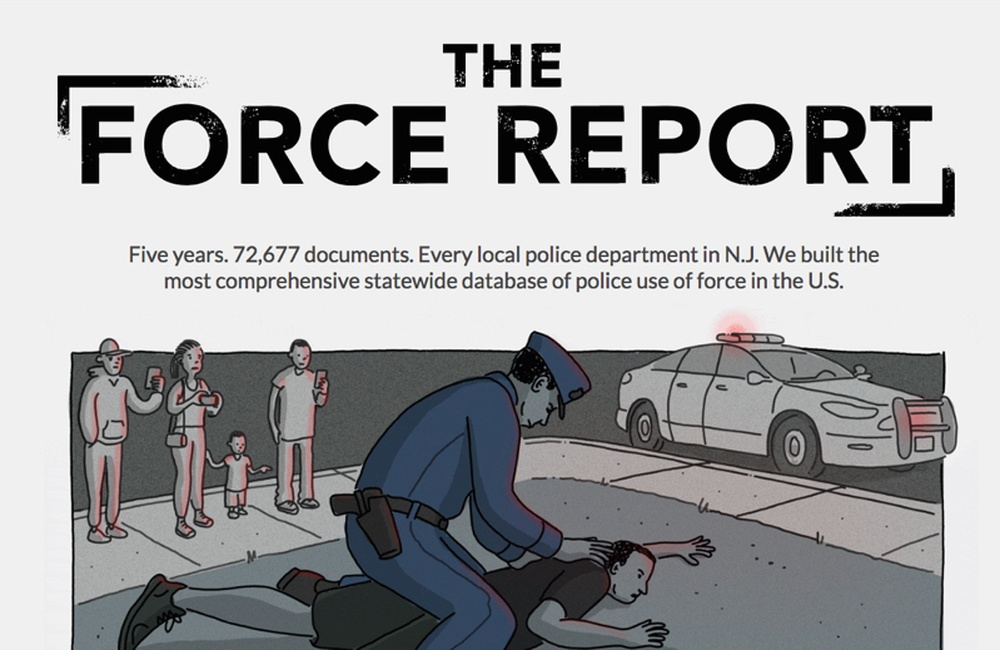 How We Made the Force Report Database - Features - Source