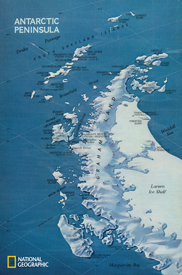 """How We Made """"The Melting of Antarctica"""" - Features - Source: An ..."""