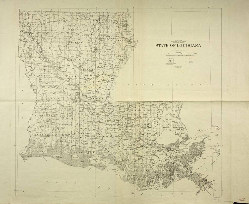 1922 USGS map