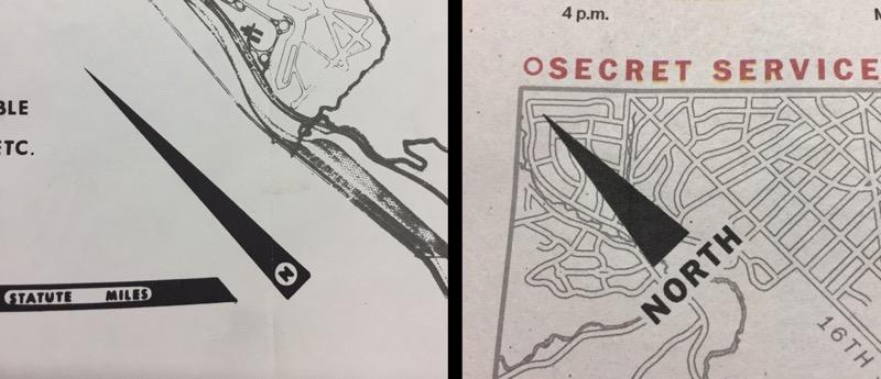 Close-up photo of arrow