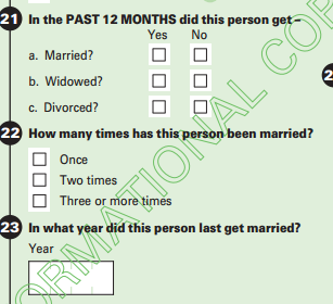 Census question