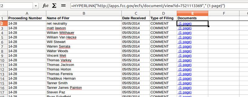 spreadsheet screencap